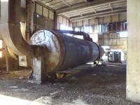 АВМ 1.5 топка на газовом топливе и барабан